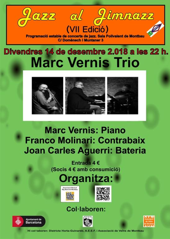 II Concert Marc Vernis Trio petit